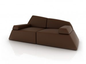 Original design sofa