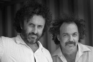 Jim White and George Psarandonis (ph: Ben Searcy 2013)