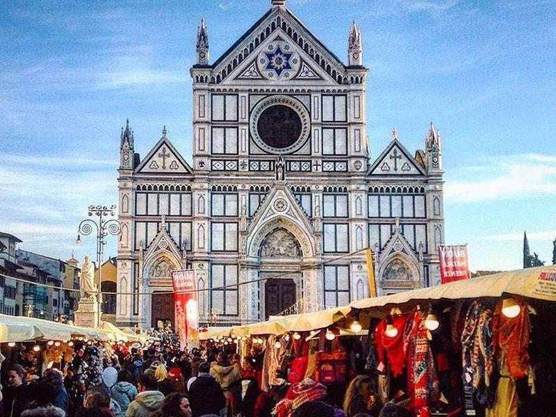 Mercatini Di Natale Firenze.Mercatini Di Natale Lungarno