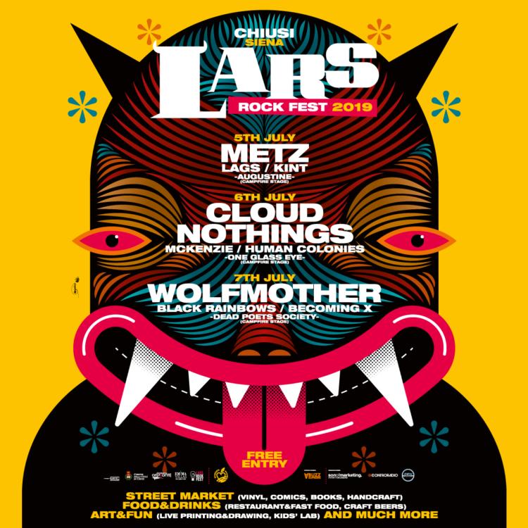 Lars Rock Fest 2019
