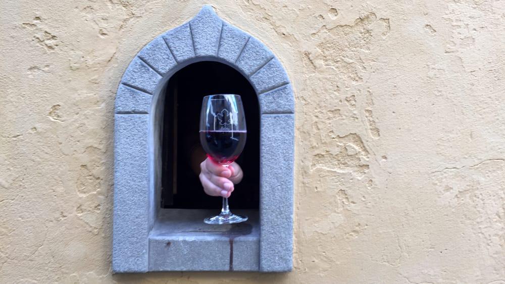 babae buchetta vino