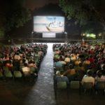 cinema all' aperto