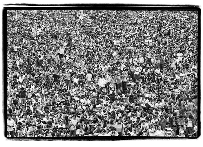 Mostra di Amalie Rothschild su Woodstock