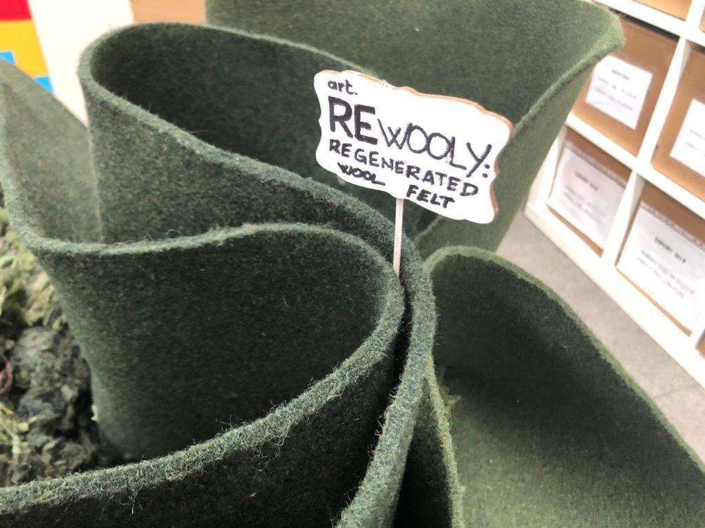 lana rigenerata