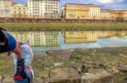 runner lungarno