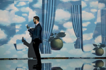 Inside Magritte