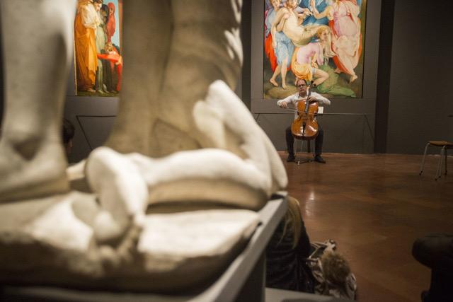 Musica palazzi storici Firenze