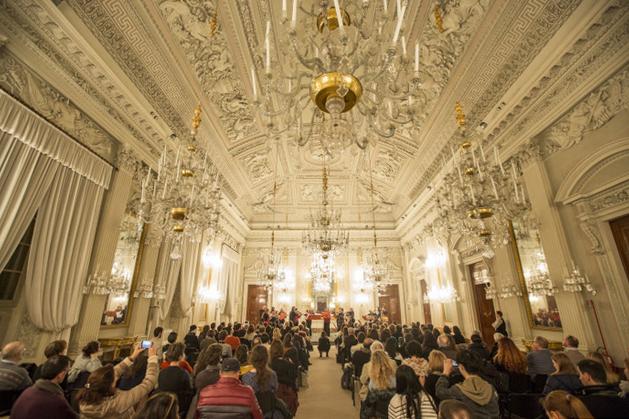 Musica a Palazzo Pitti