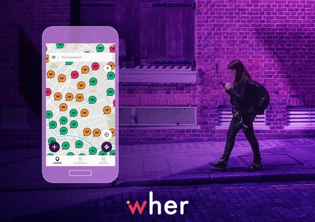 wher app