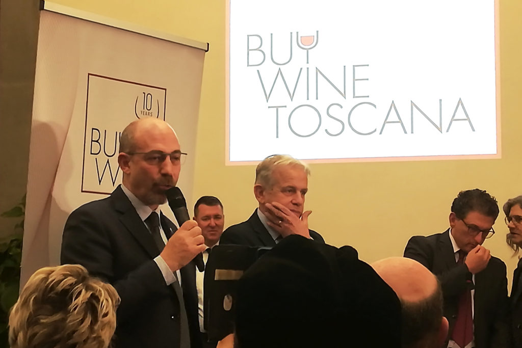 buywine conferenza stampa