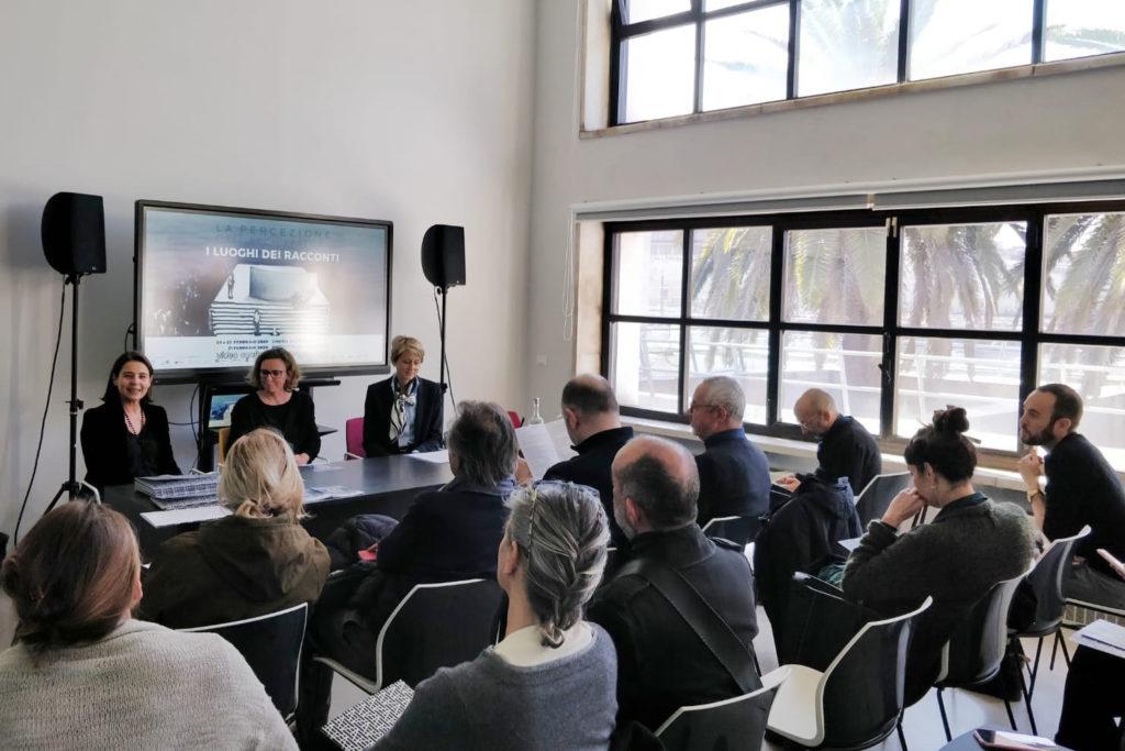 Conferenza stampa Cinema e architettura
