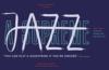 Grafica A Jazz Supreme 2020 grafica di Giulia Brachi