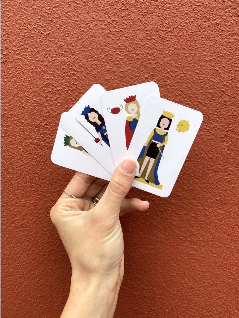 le recluse carte da gioco