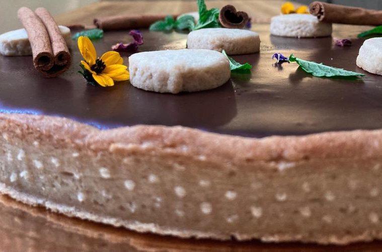 torta PeraFondente