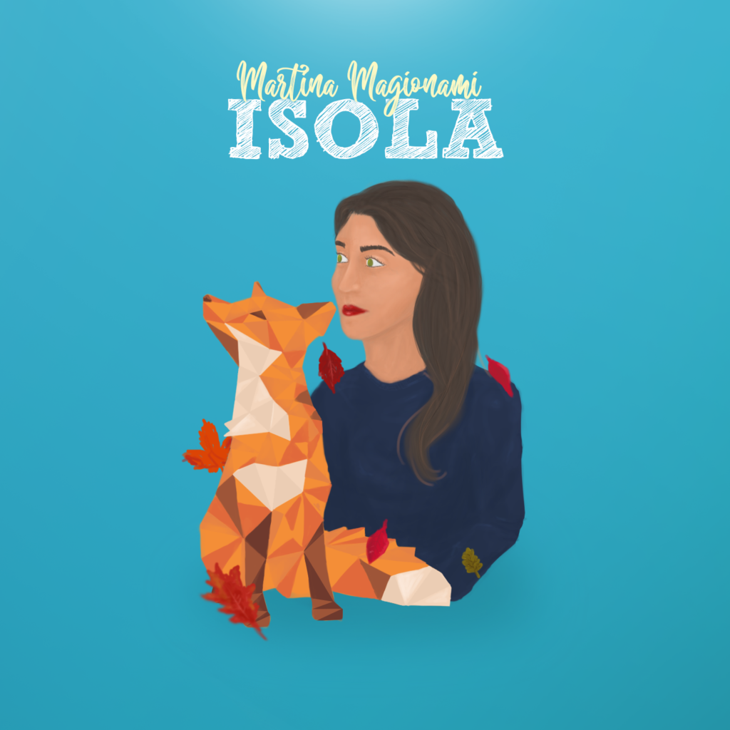 Martina Magionami - Isola Official Cover (1)