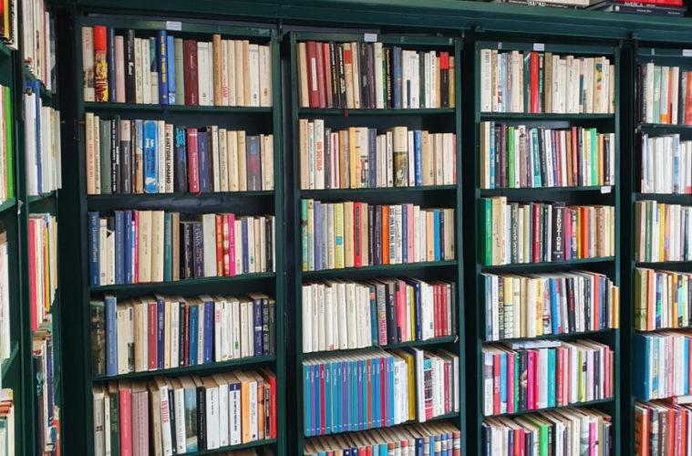 L'edicola diventa libreria