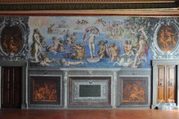 Palazzo Vecchio, Sala degli Elementi