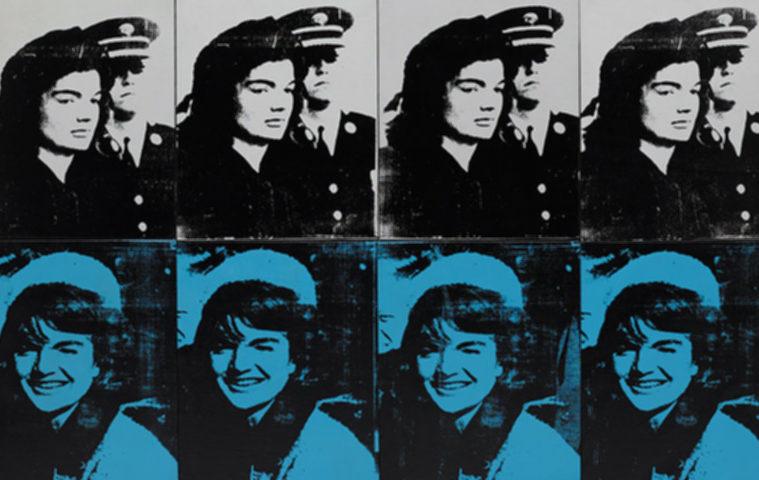 Andy Warhol-Sixteen Jackies