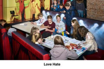 Wouda-Love Hate