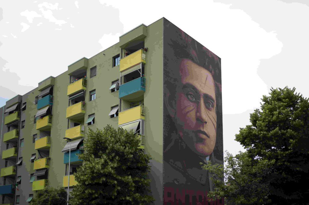Antonio Gramsci - di Jorit 1