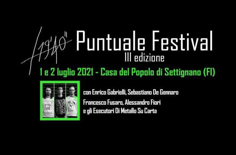 Puntuale Festival