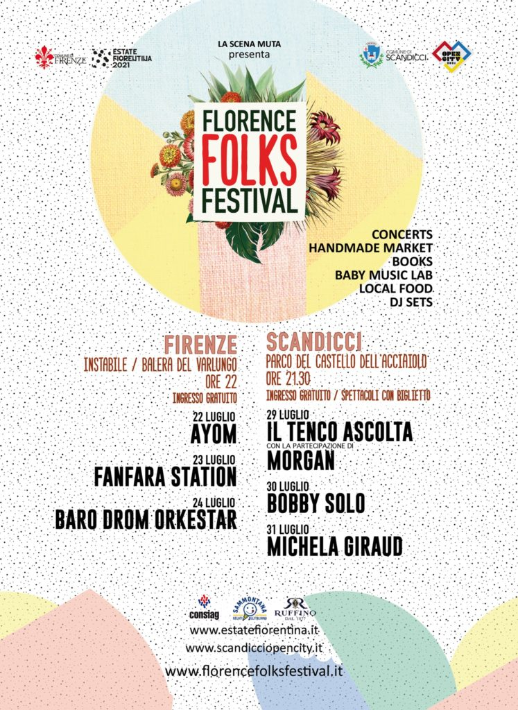 florence folks festival programma