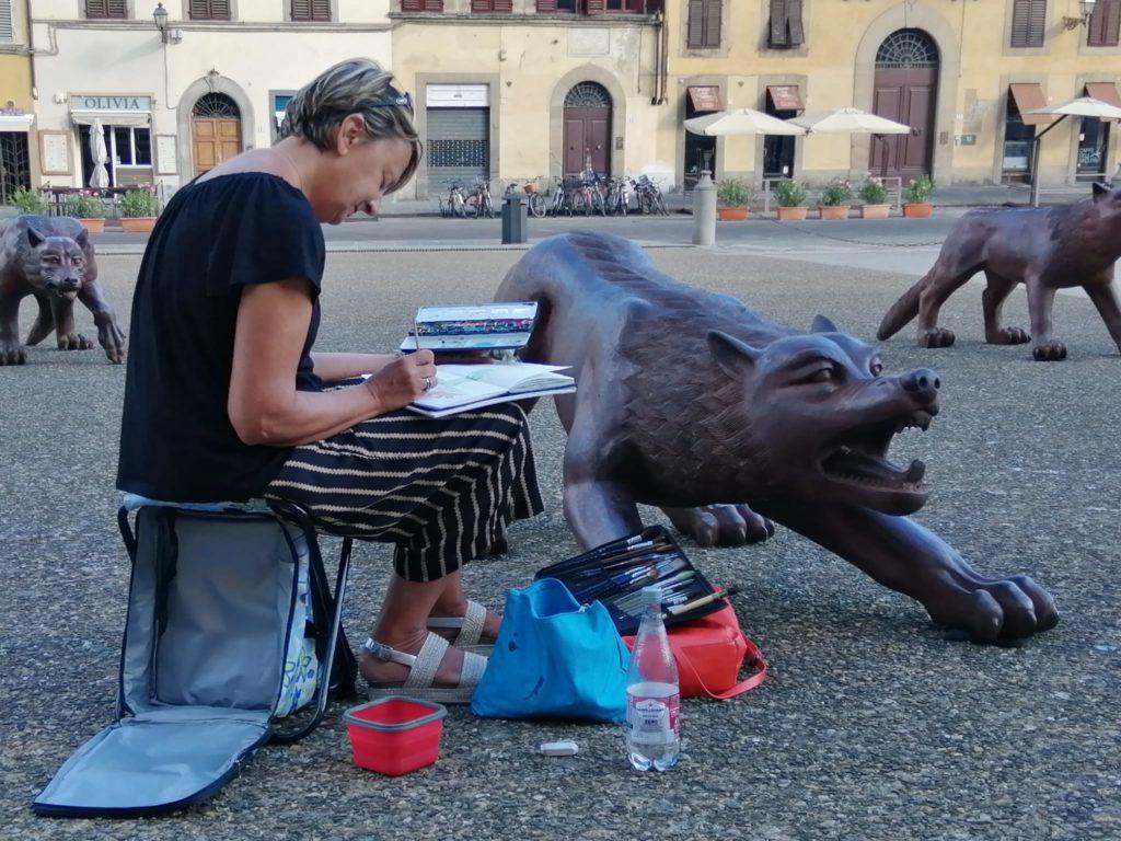 urban sketchers firenze